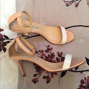 Manolo Blahnik Heeled Sandals